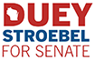 Duey Stroebel for Congress Logo